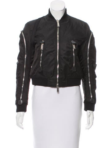 Dsquared² 2016 Bomber Jacket w/ Tags None