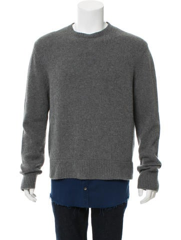 Dsquared² Layered Knit Sweater None