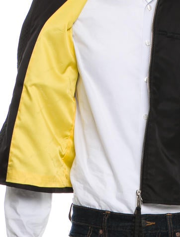 Hooded Zip-Up Vest