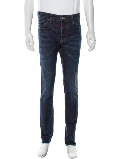 Dsquared² Skinny Jeans Blue