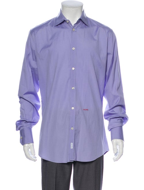 Dsquared² Long Sleeve Shirt Purple