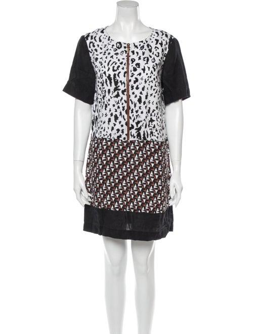 Duro Olowu Printed Mini Dress