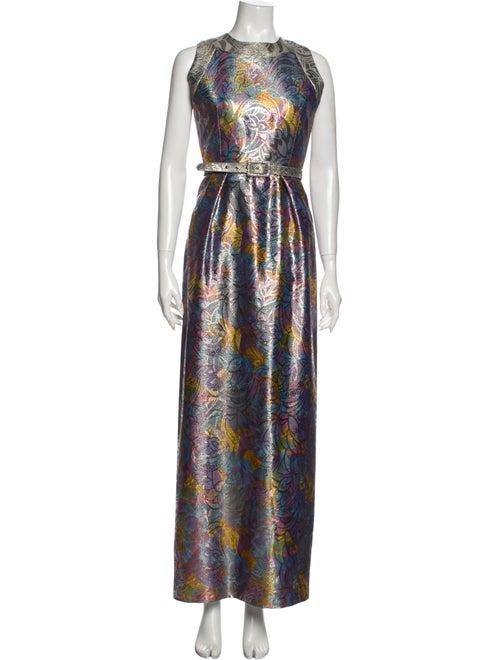 Duro Olowu Silk Long Dress