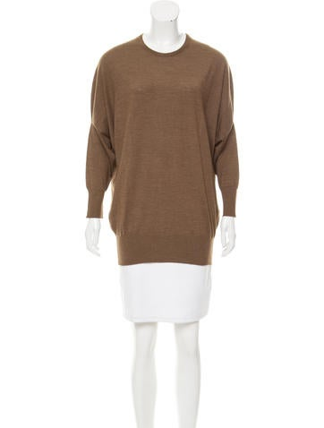 Dusan Knit Wool Top None