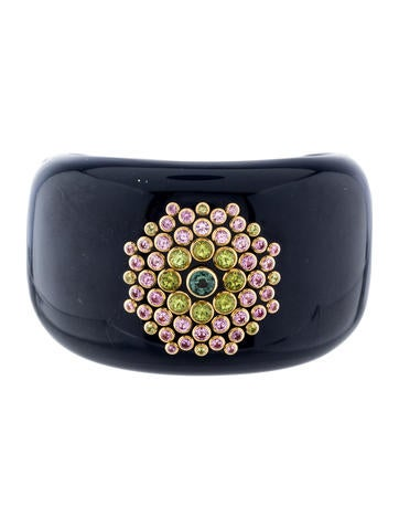 Mark Davis Multistone Cuff Bracelet