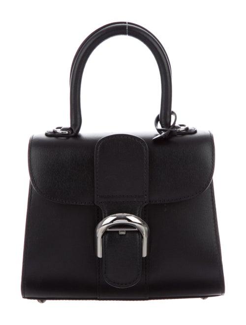 Delvaux Brillant Mini Sellier Black