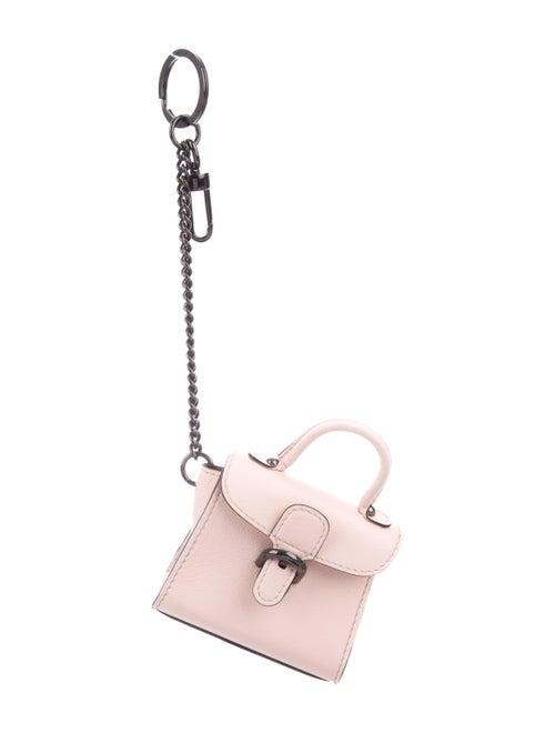 Delvaux Brilliant Bag Charm Pink