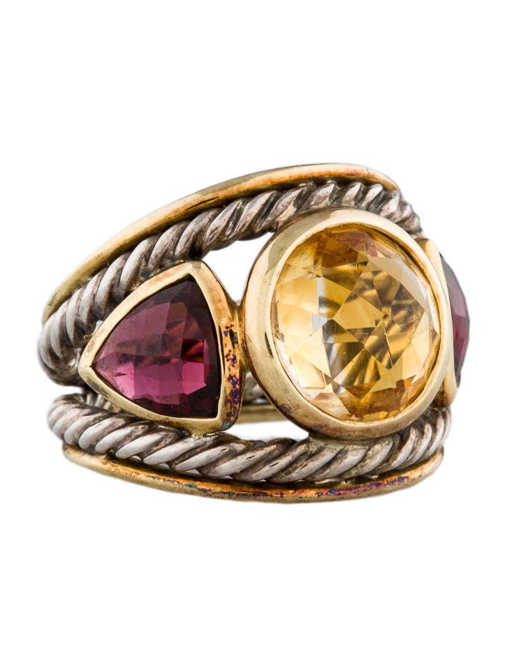 David yurman renaissance ring rings dvy10253 the for David yurman inspired jewelry rings