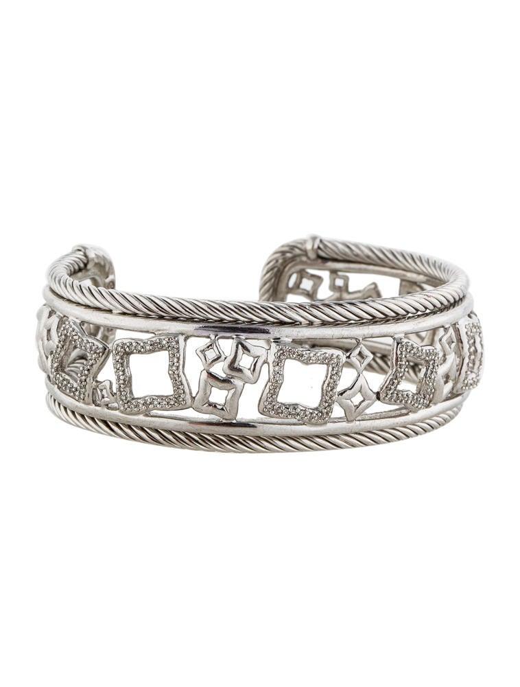 Diamond Anklet With Toe Ring Lc00035 In Anklets From: David Yurman Diamond Quatrefoil Bracelet