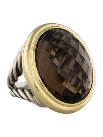 Signature Oval Ring