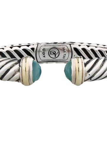 Aqua Chalcedony Waverly Bracelet
