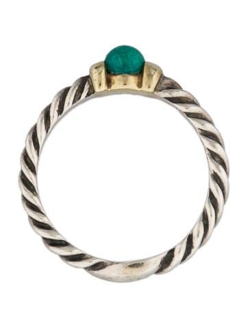 Turquoise Metro Ring