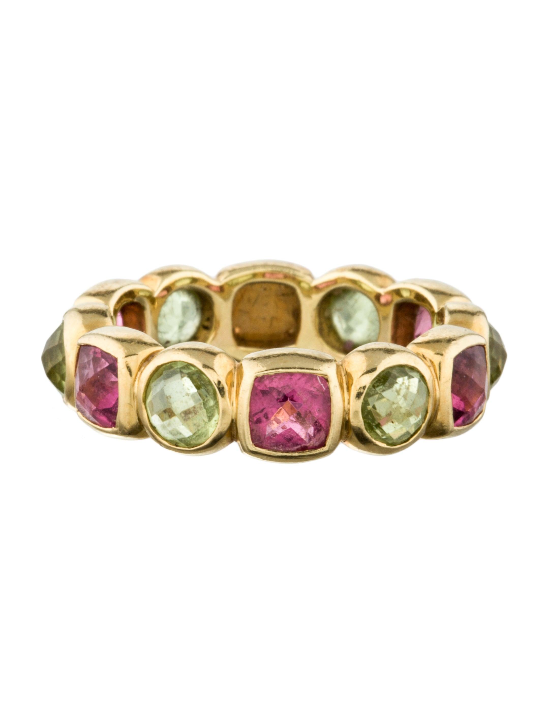 David yurman chiclet ring rings dvy29117 the realreal for David yurman inspired jewelry rings