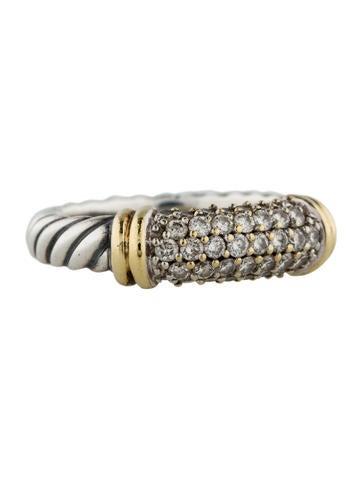 david yurman cable ring rings dvy30001 the