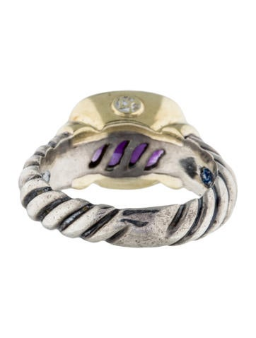 Amethyst Noblesse Ring