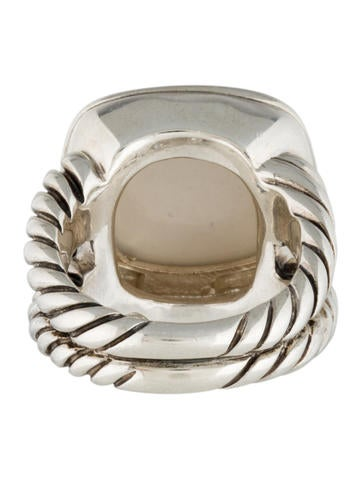 Agate Albion Cocktail Ring