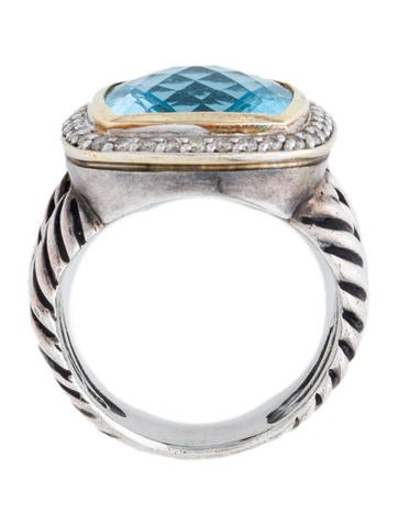 Topaz Albion Ring