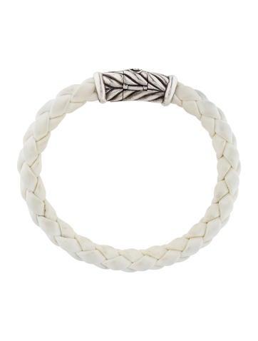 Chevron Rubber Wave Bracelet