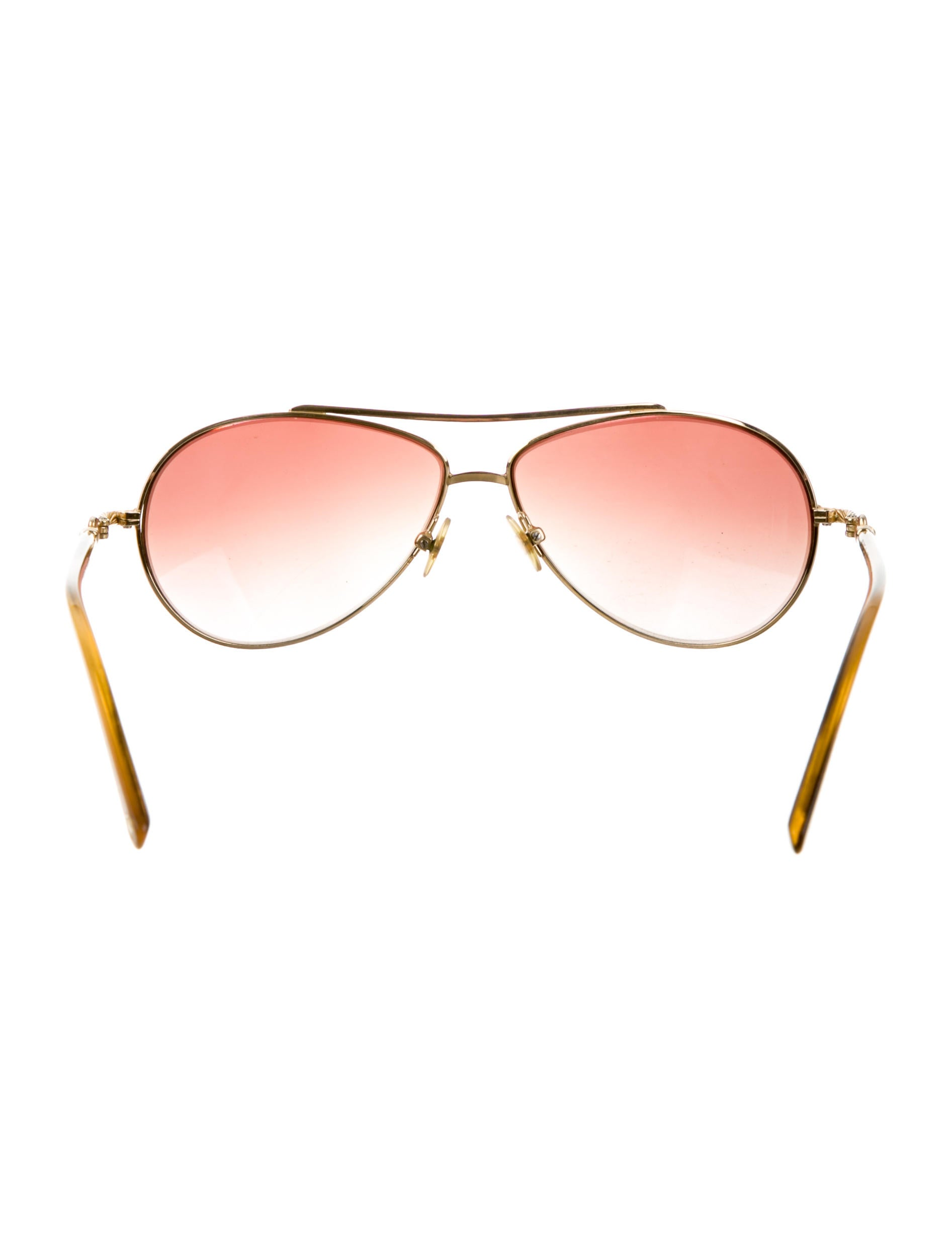 3ade511359d David Yurman Exotics Aviator Sunglasses
