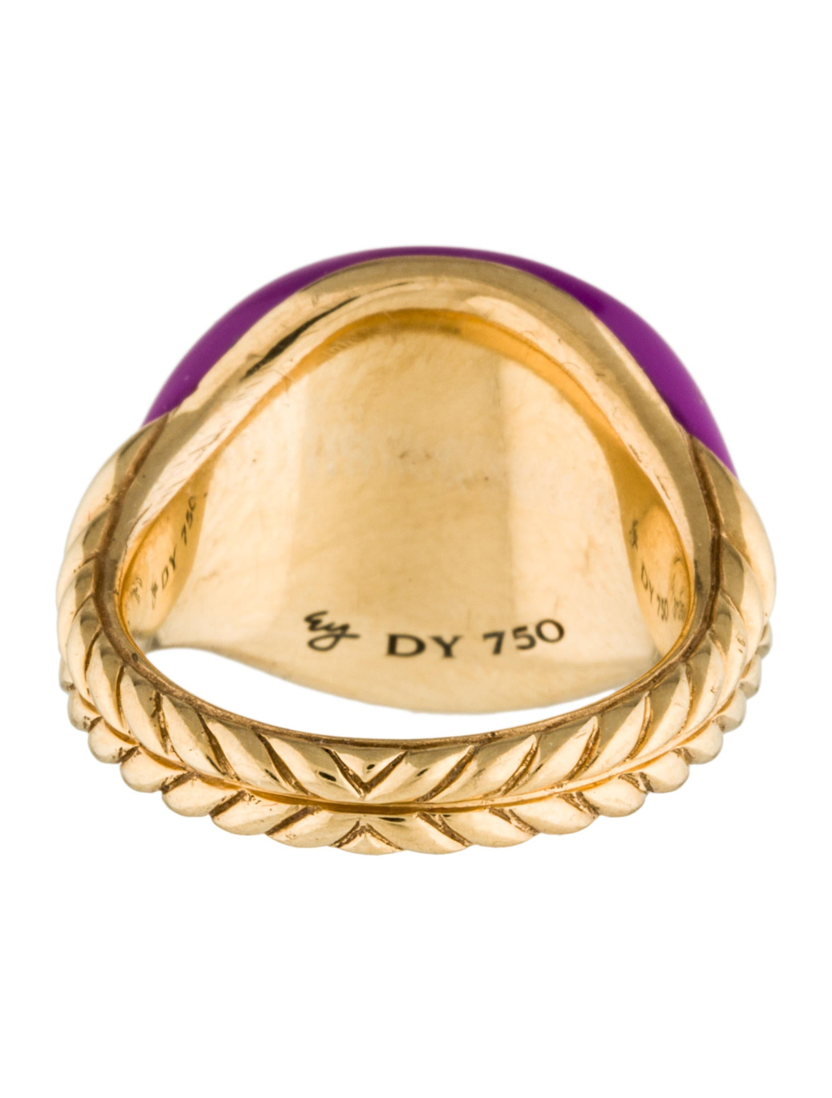David Yurman Ring Is It Real