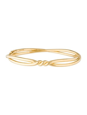 David Yurman Continuance Center Twist Bracelet
