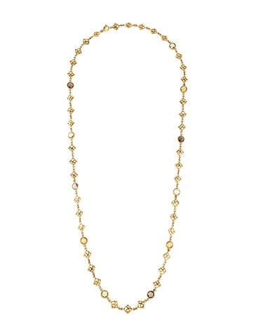 David Yurman Station Necklace