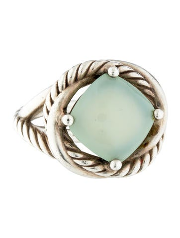 David Yurman Quartz Cocktail Ring