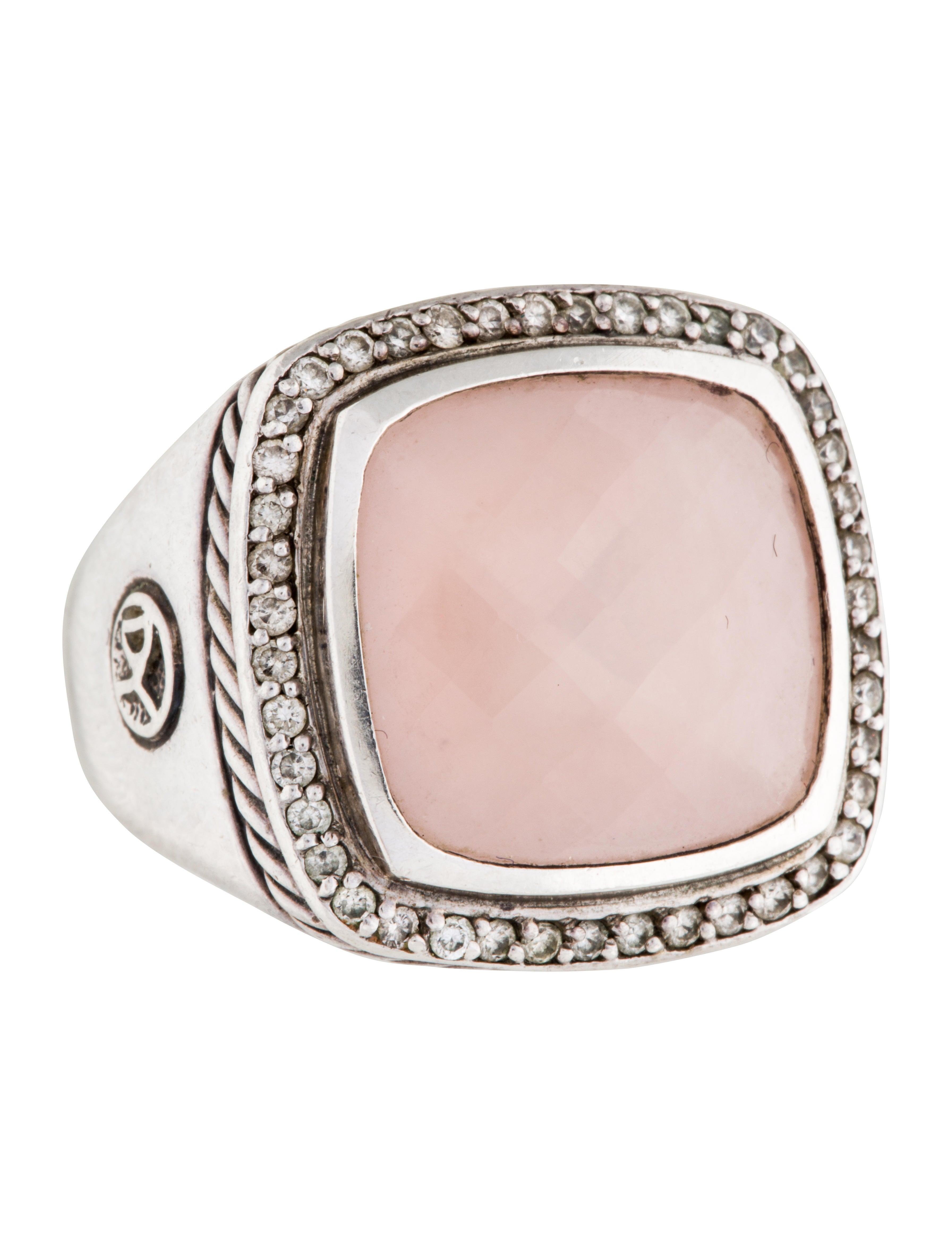 david yurman quartz albion ring rings