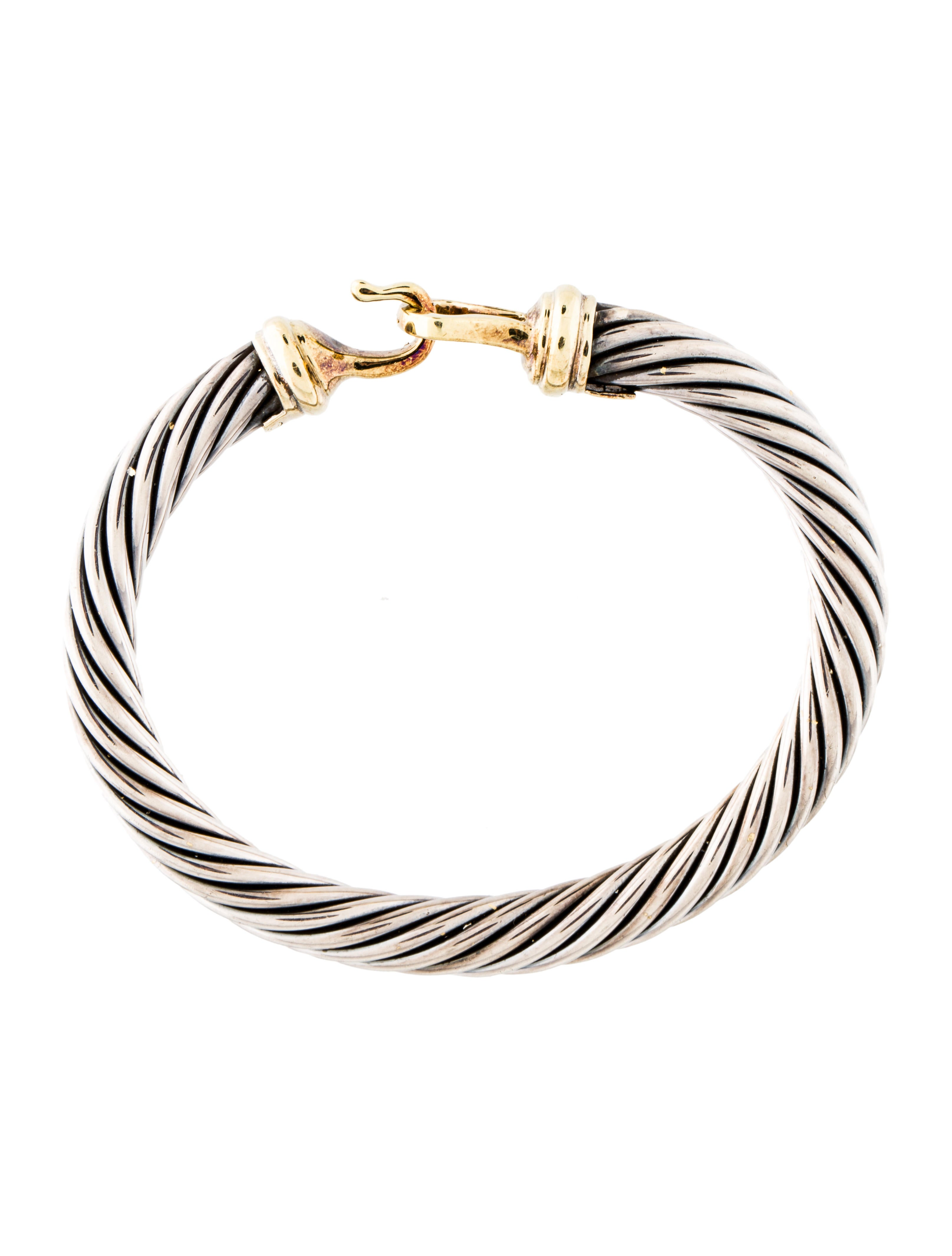 david yurman cable classic buckle bracelet bracelets