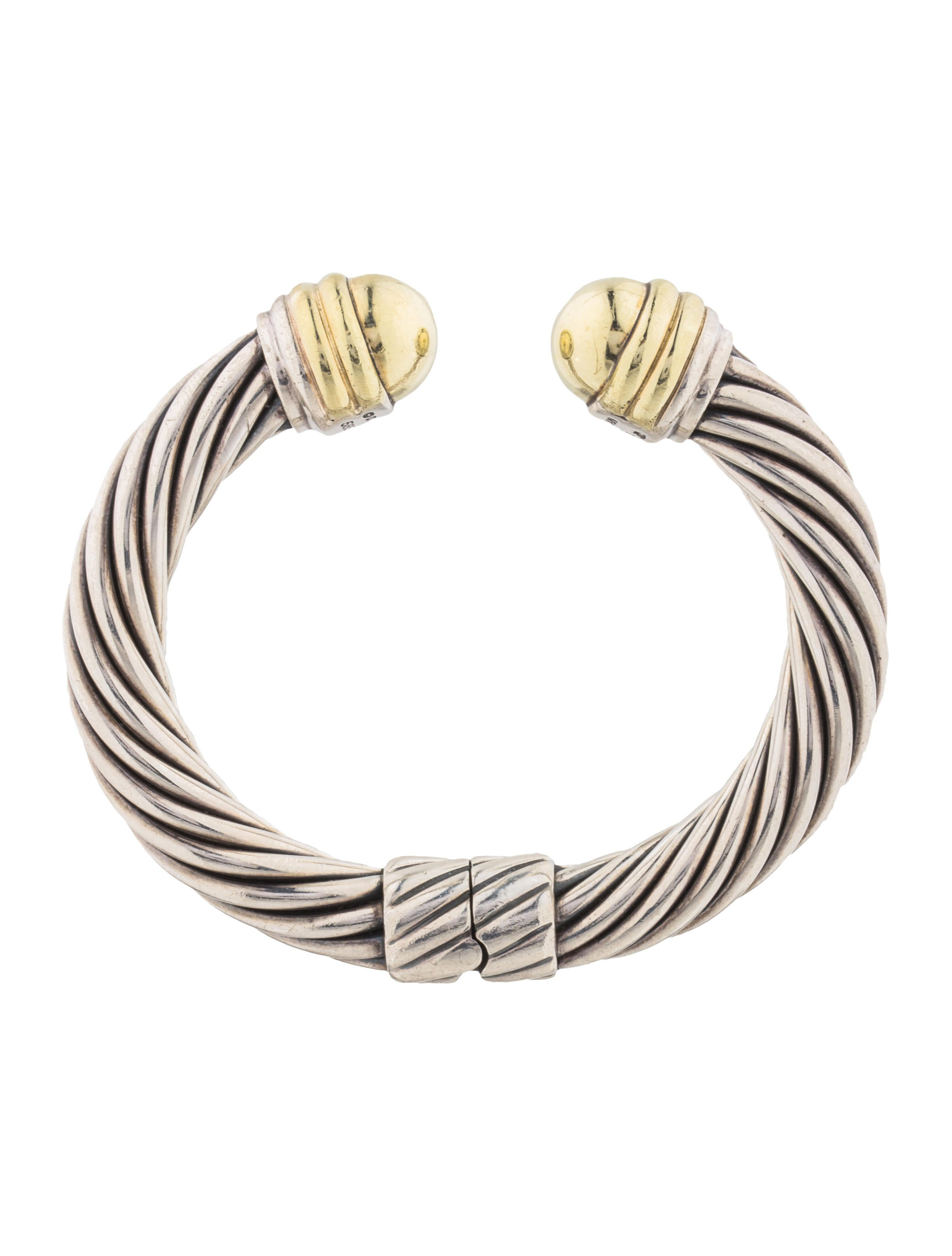 David yurman cable classics bracelet bracelets for David yurman inspired bracelet cable