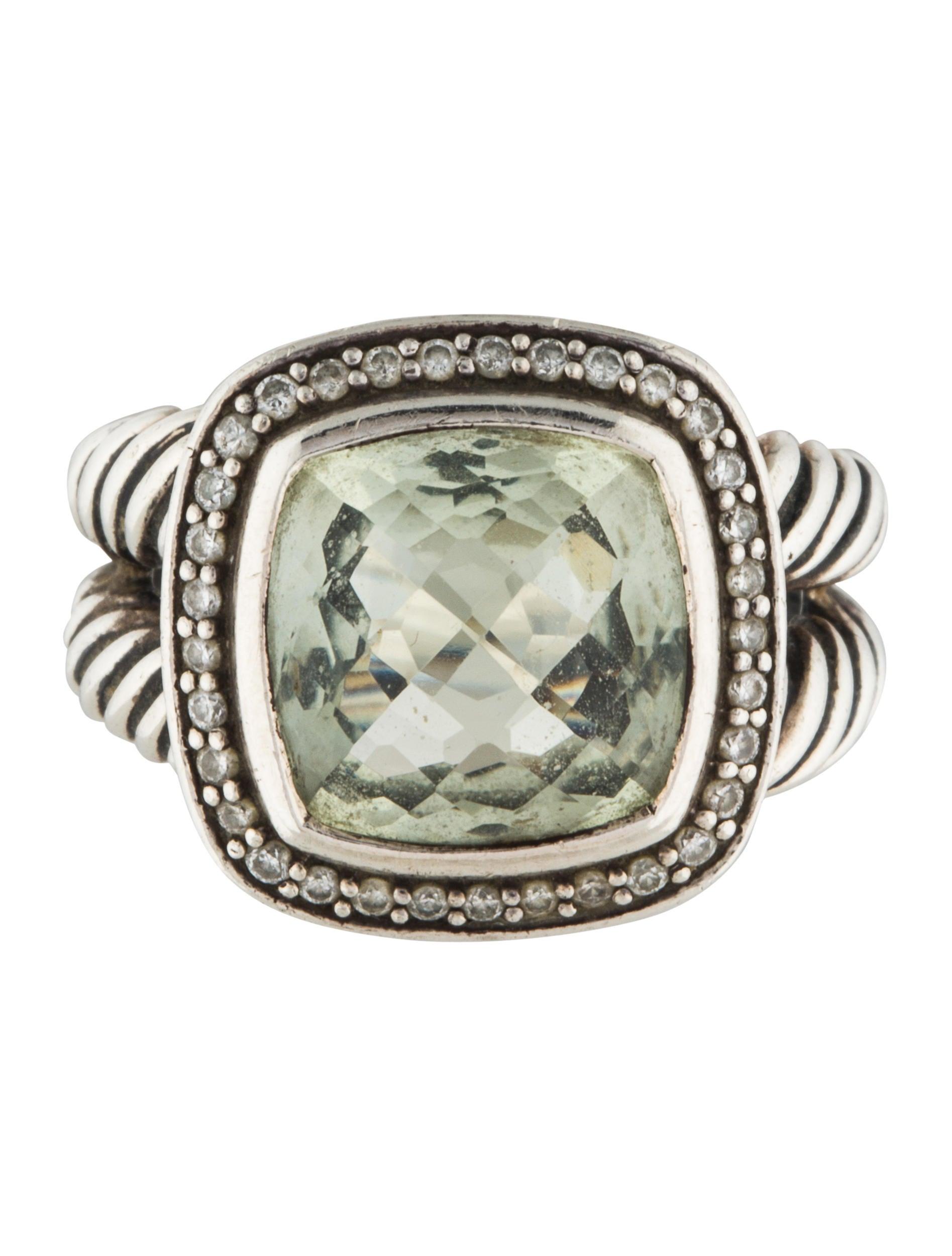 david yurman prasiolite albion ring rings