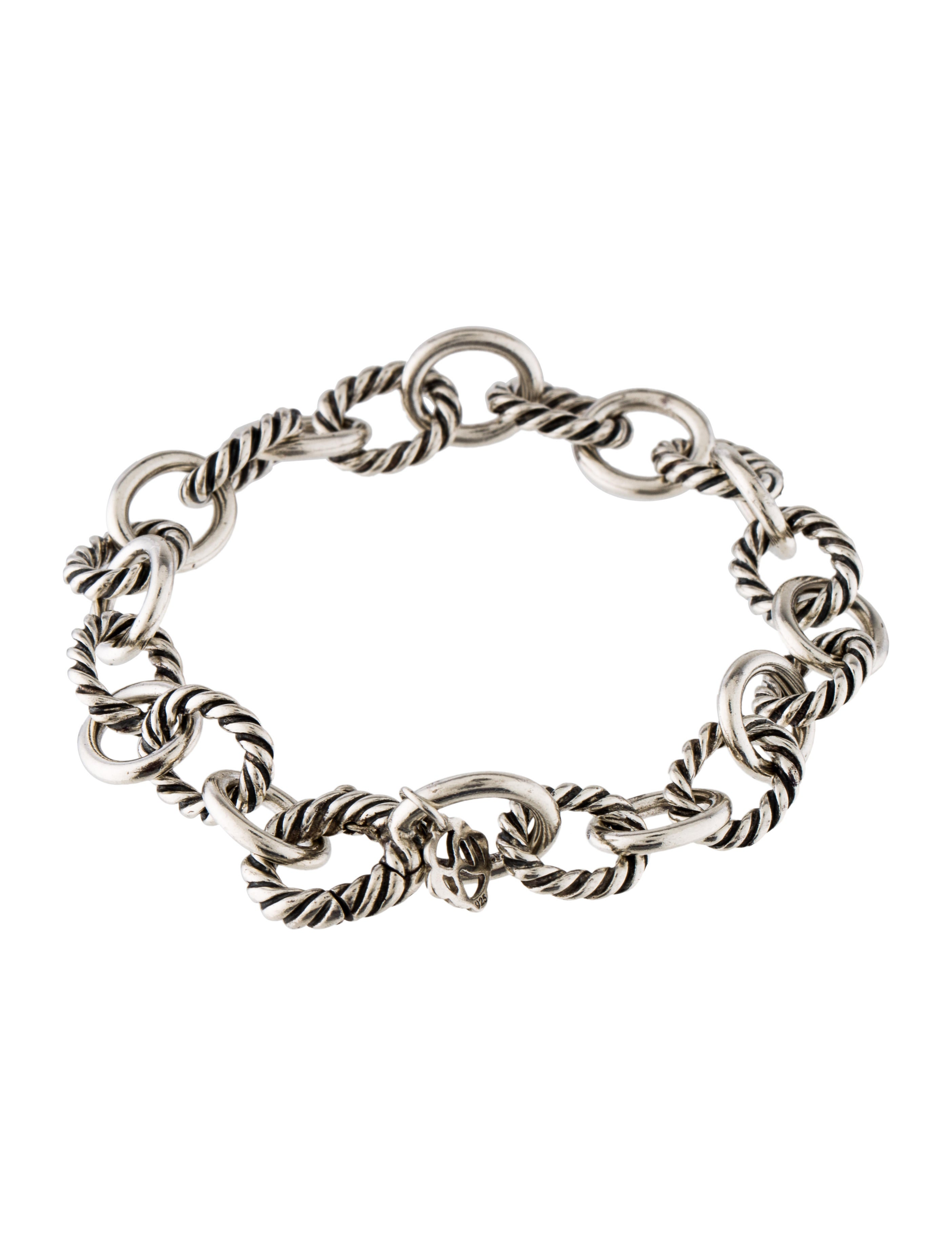 david yurman oval link bracelet david yurman medium oval link bracelet bracelets 7853