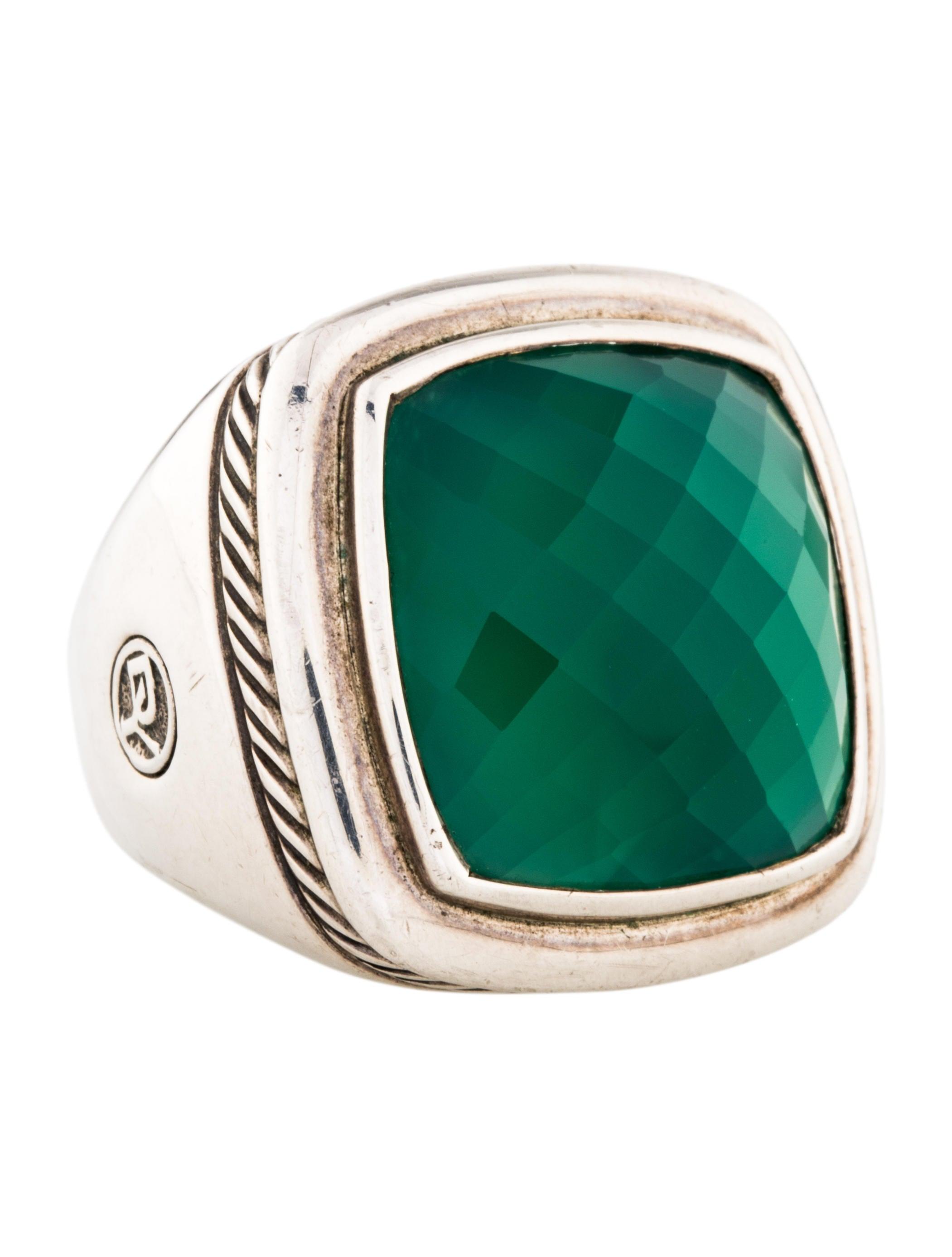 David yurman chalcedony large albion ring rings for David yurman inspired jewelry rings