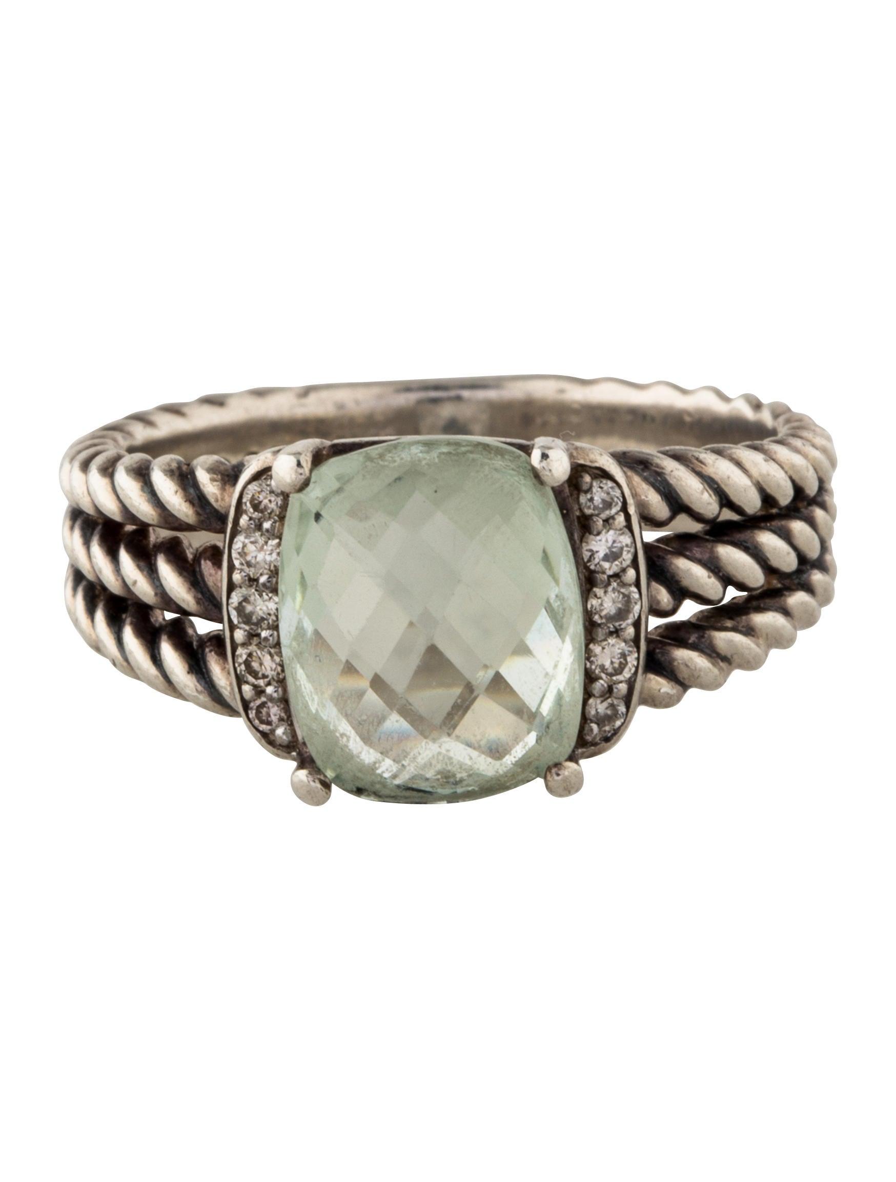 David Yurman Ring Gift Box