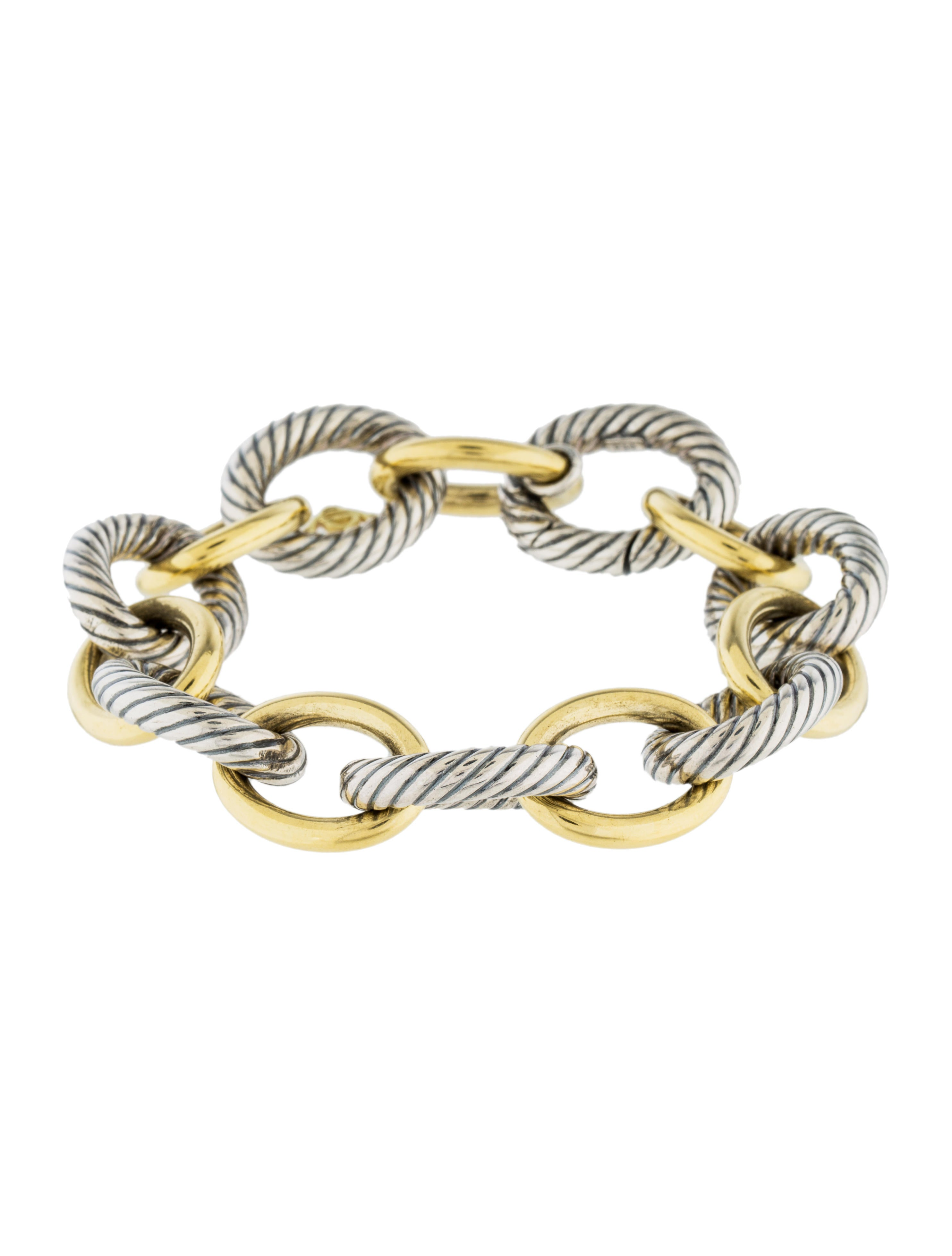 david yurman oval link bracelet david yurman large oval link bracelet bracelets 5620