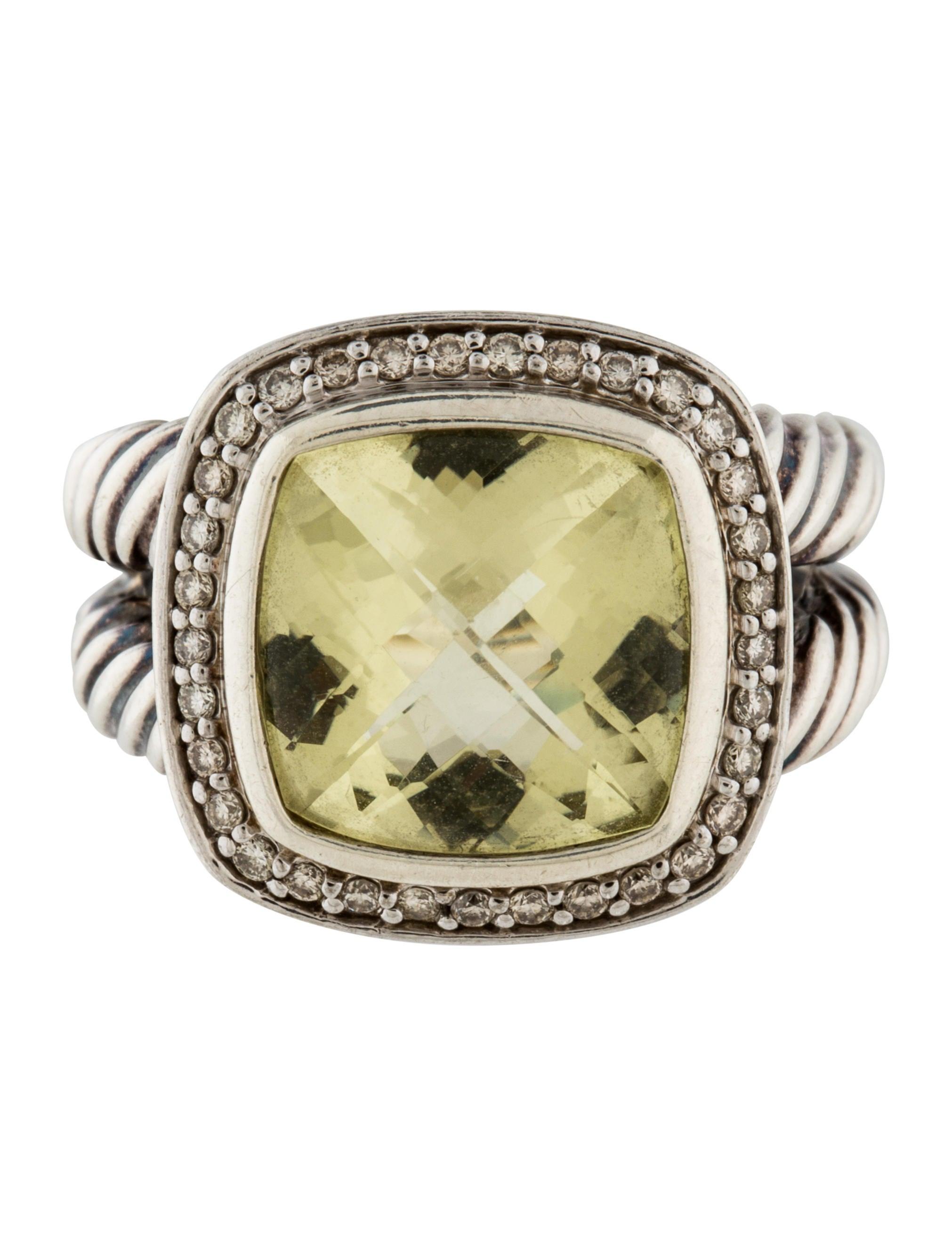 David yurman quartz albion ring rings dvy42201 the for David yurman inspired jewelry rings