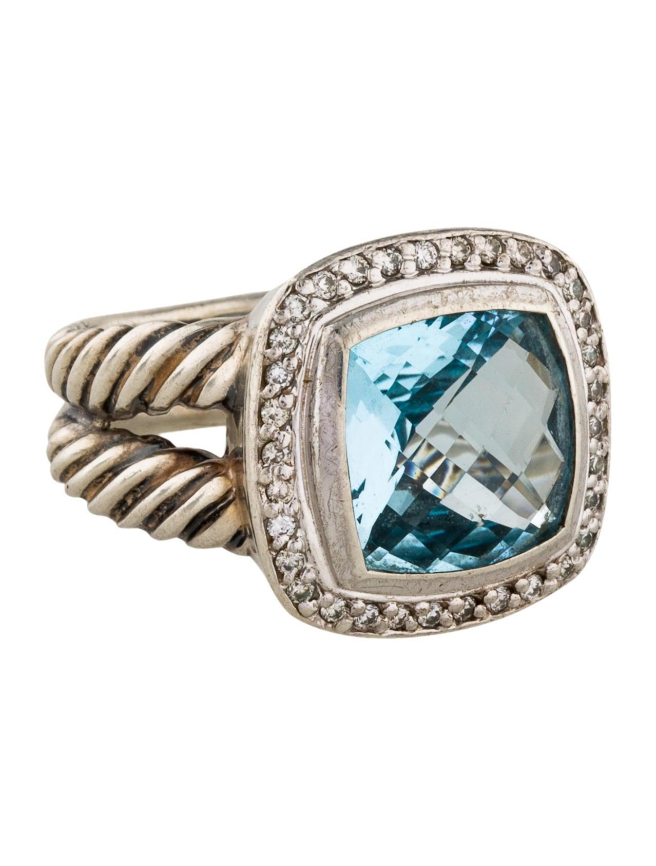 david yurman topaz albion ring rings