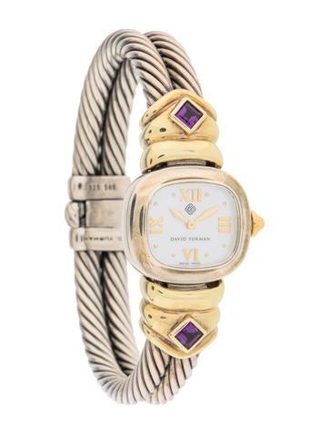 david yurman renaissance watch