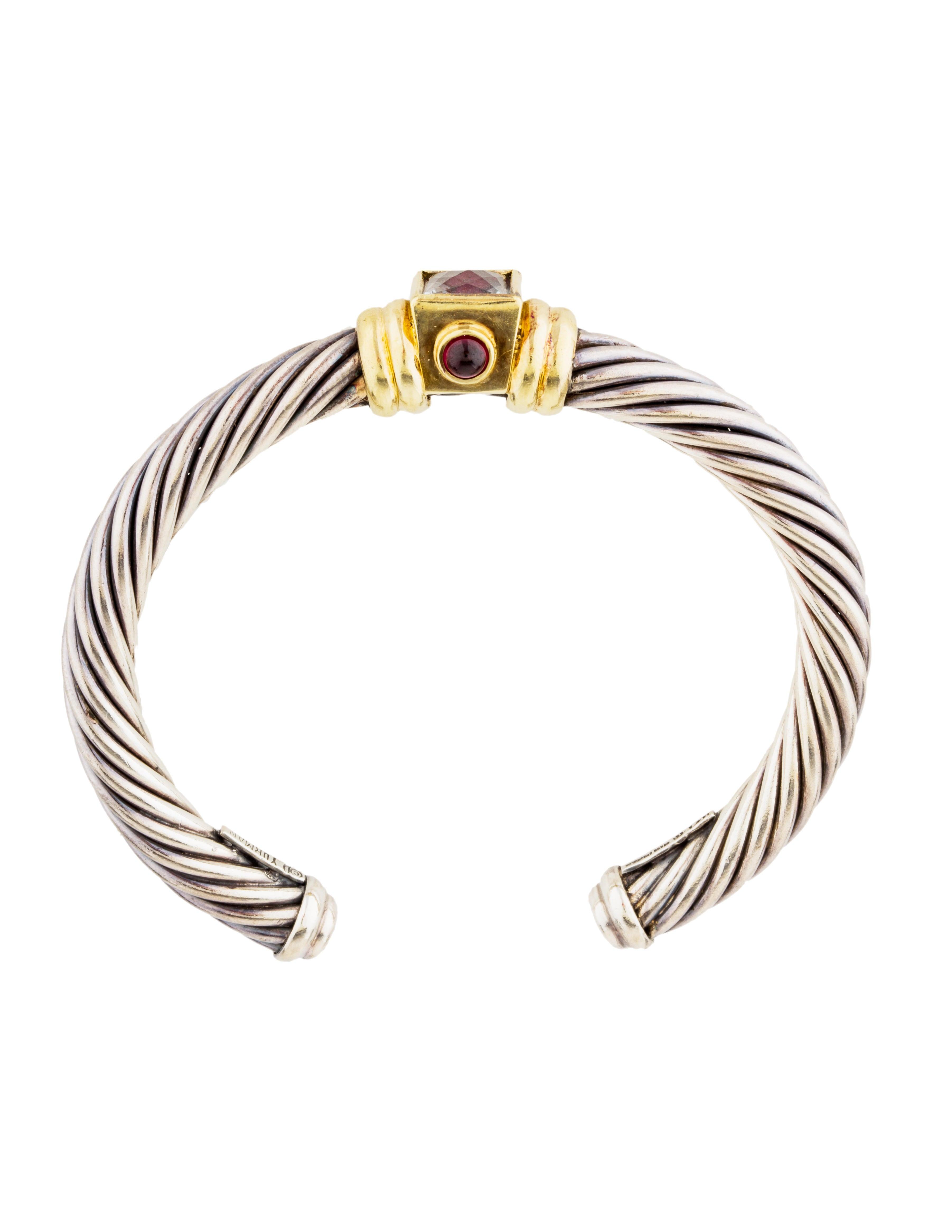 David Yurman Renaissance Cable Bracelet Bracelets