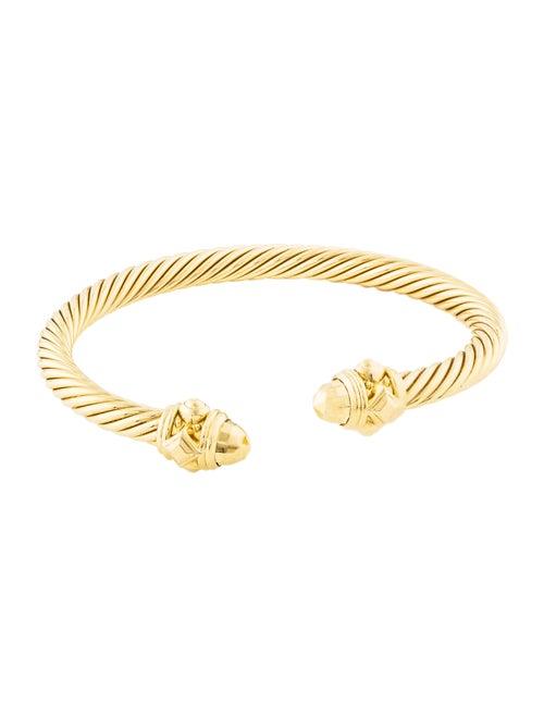 da46eb038280 David Yurman 18K Renaissance Bracelet - Bracelets - DVY59977