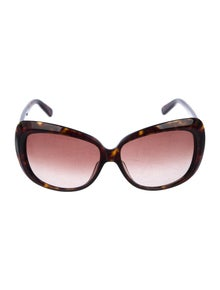 David Yurman Oversize Tinted Sunglasses