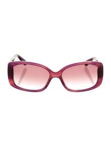 David Yurman Square Gradient Sunglasses