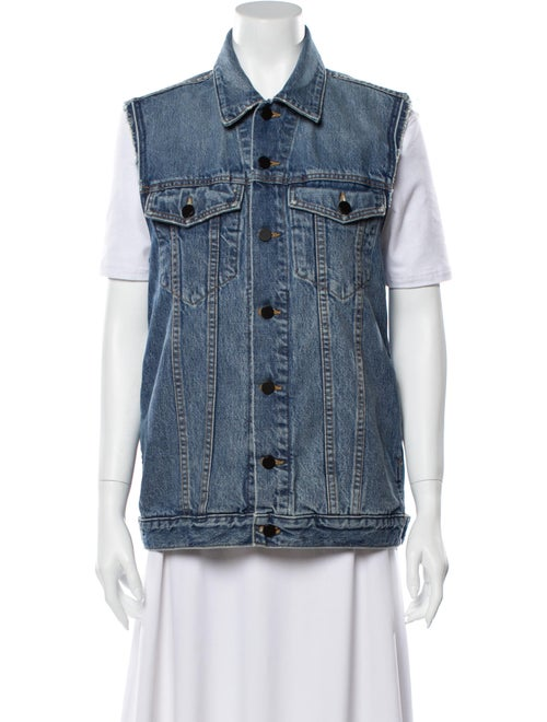 Denim x Alexander Wang Vest w/ Tags Denim