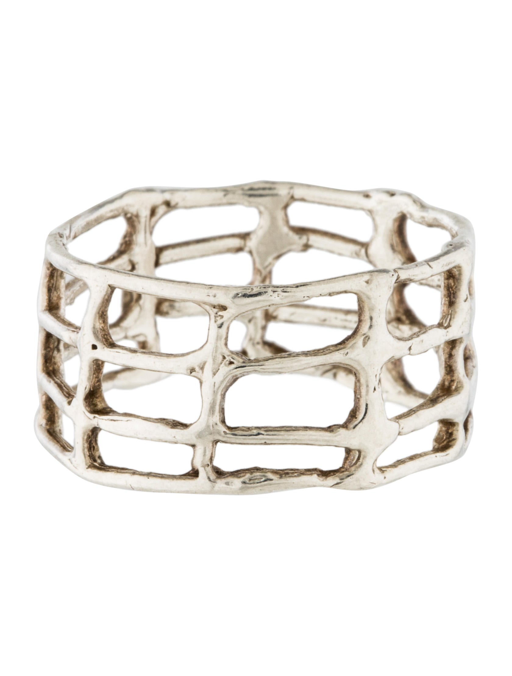 wwake cage ring rings eakww20004 the realreal