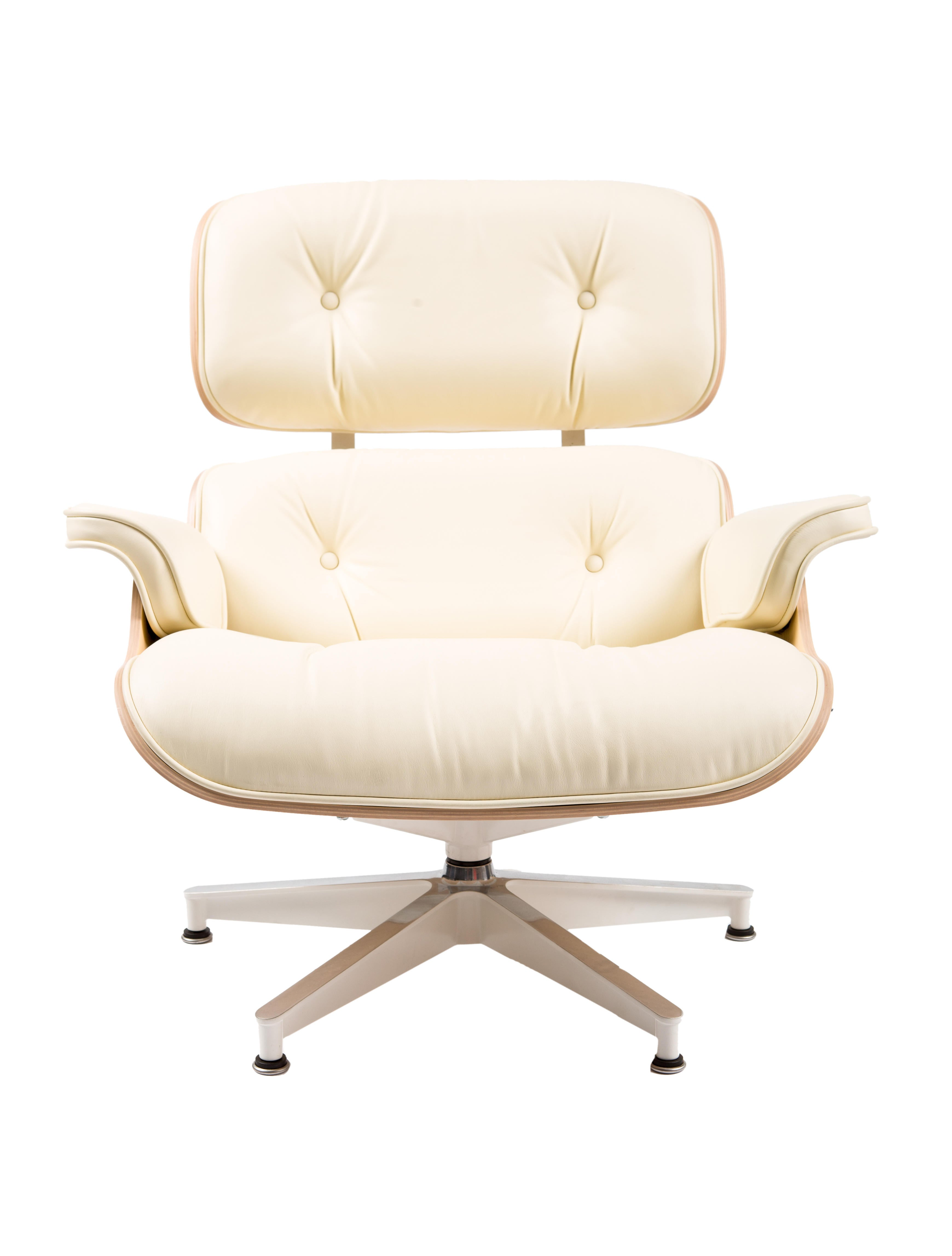 Eames For Herman Miller Lounge Chair & Ottoman Furniture