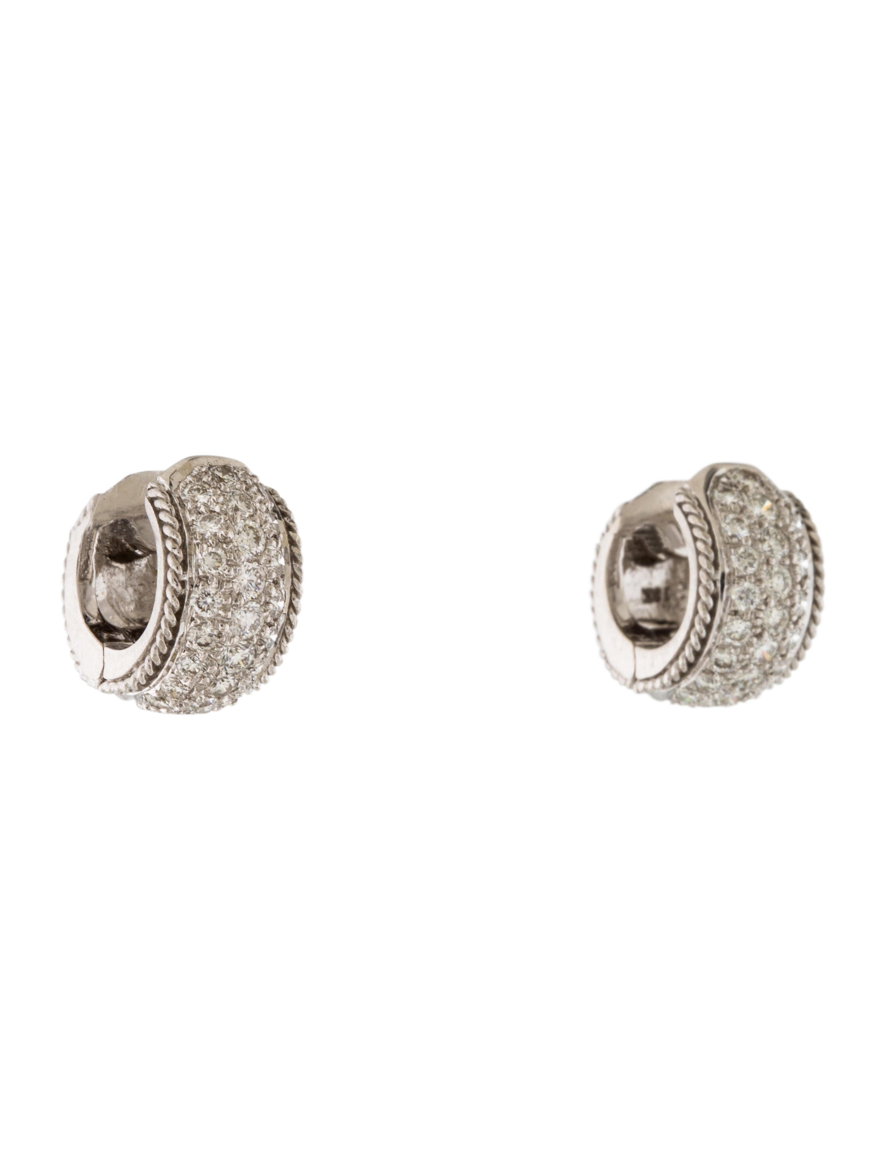 18k huggie earrings earrings earri34756 the