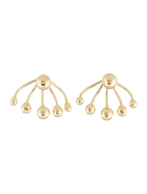Earrings 14K Drop Earrings yellow