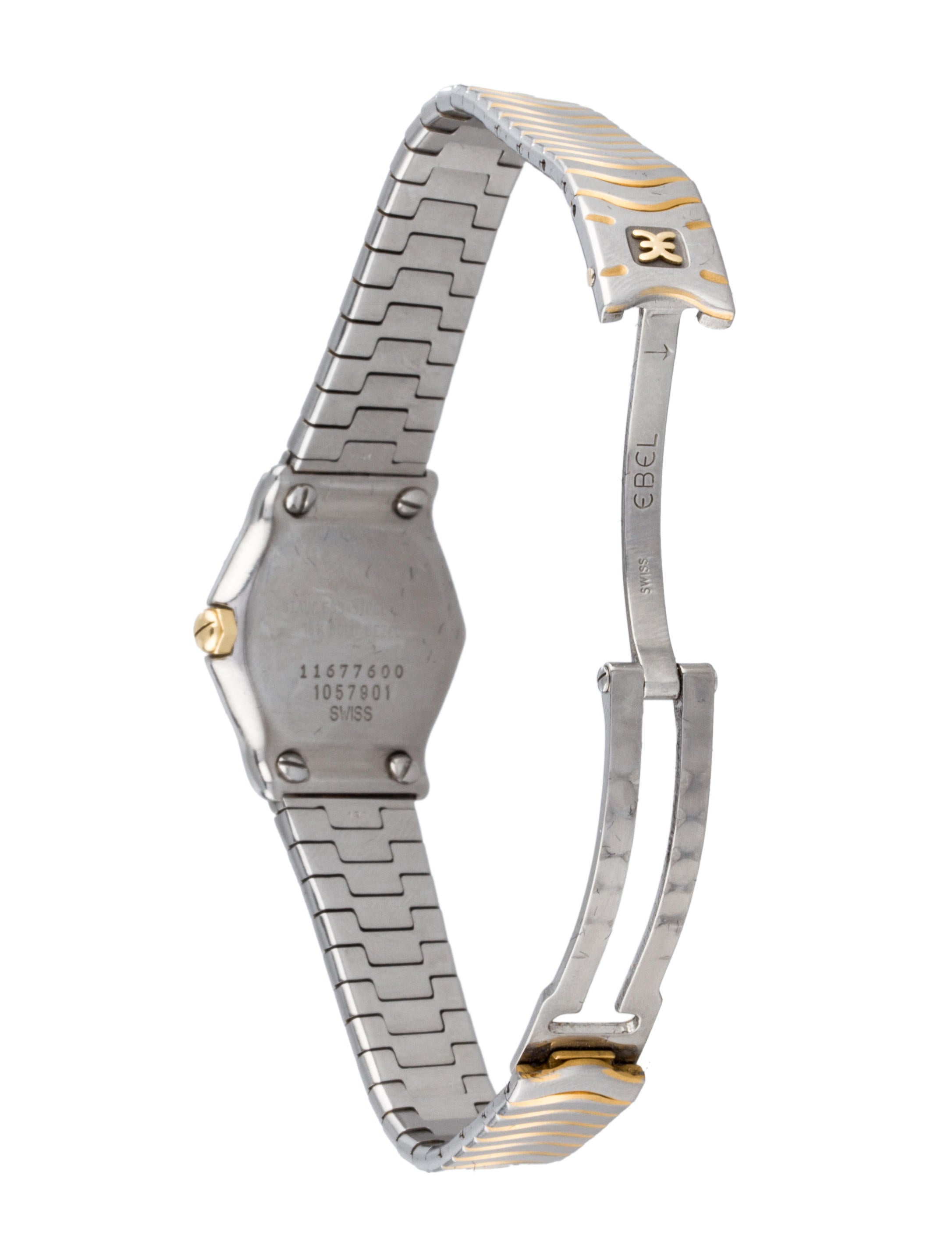 Ebel Diamond Classic Wave Watch Bracelet EBE20128  : EBE201285enlarged from www.therealreal.com size 2172 x 2866 jpeg 190kB