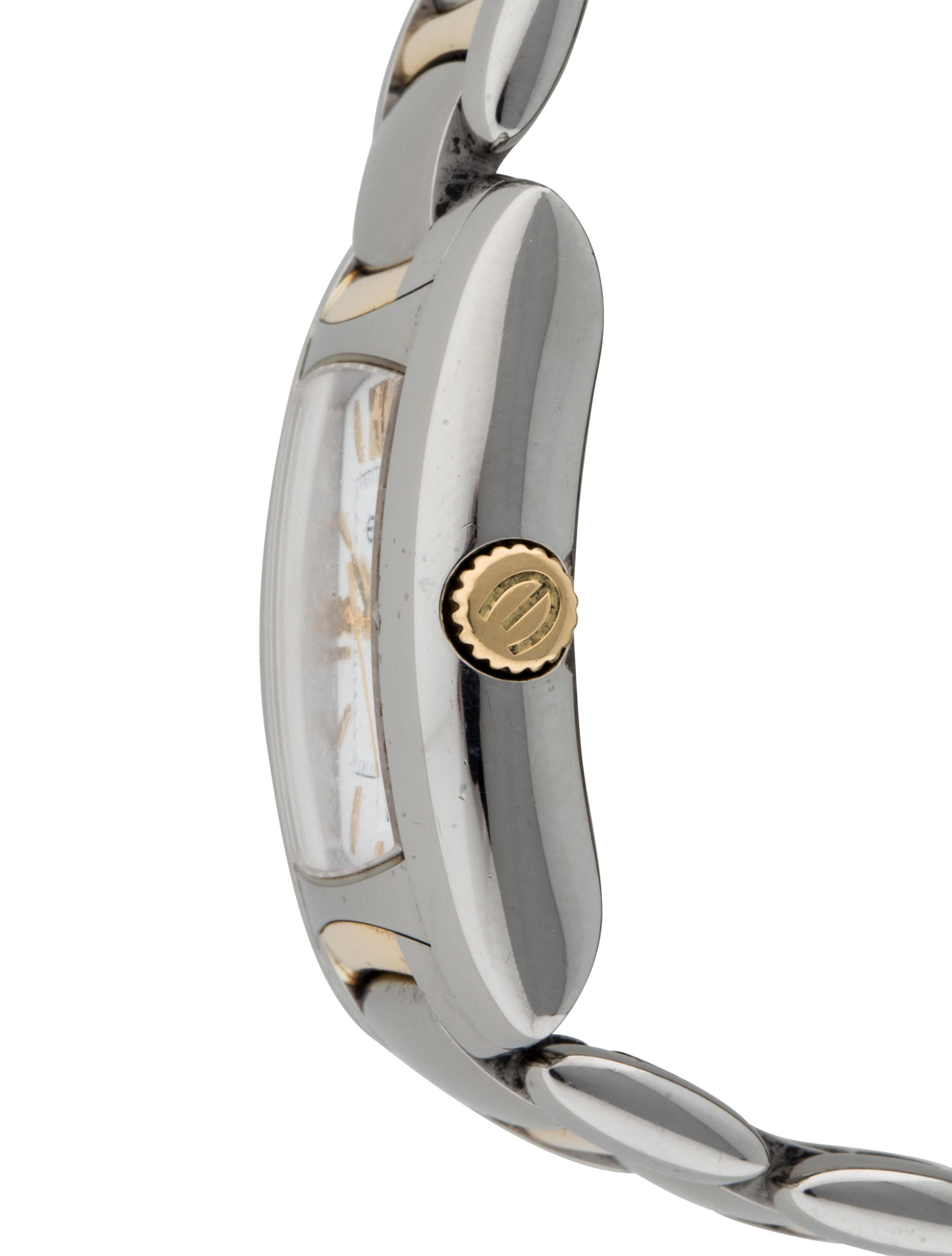 Ebel Two Tone Brasilia Watch Bracelet EBE20199 The  : EBE201994enlarged from www.therealreal.com size 2376 x 3135 jpeg 228kB