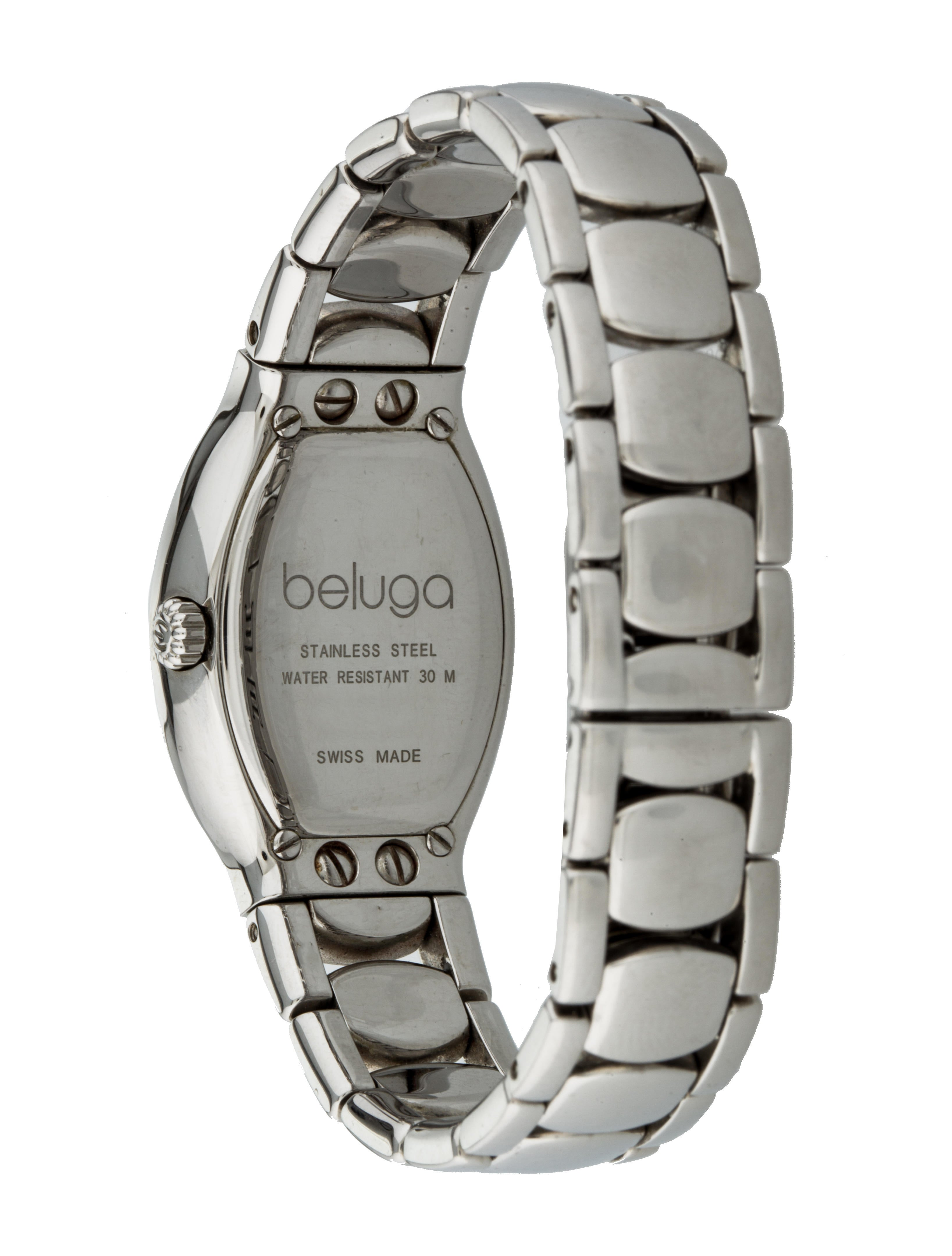 Ebel Diamond Beluga Watch Bracelet EBE20206 The RealReal : EBE202063enlarged from www.therealreal.com size 3273 x 4318 jpeg 578kB
